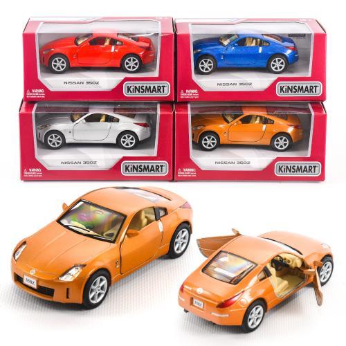Машинка металлическая, Nissan 35OZ, KT 5061 W