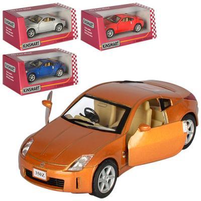 Машинка металлическая, Nissan 35OZ