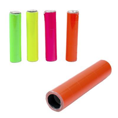 Ценники цветные, 2,5х3,5см, 4 м (цена за штуку)