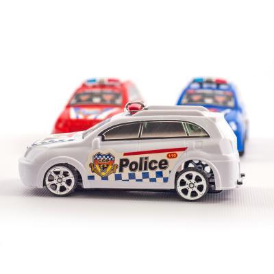Машинка Полицейская инерционная, 549