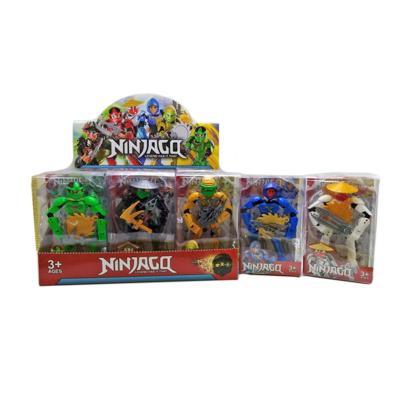 "Супергерои ""Ninjago"""