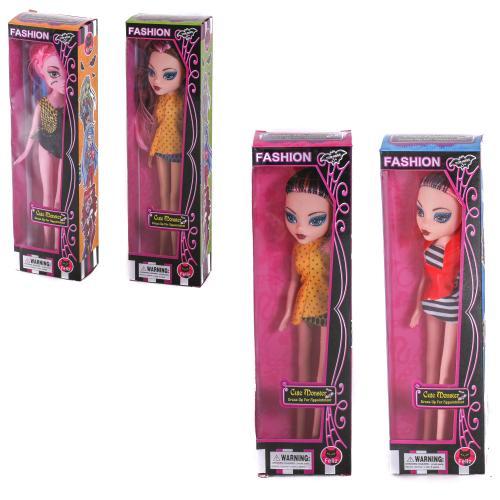 "Кукла""MH""4 вида,в кор., 7T-Q24A-1-2-3-4"