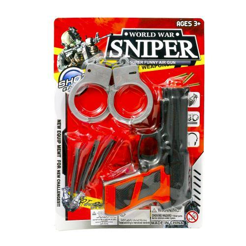 Набор военного SNIPER, YH135-4-5