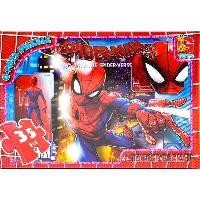 """Пазлы из серии """"Spider-Man"""", 35 элементов"""