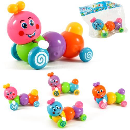 """Заводная игрушка """"Гусеничка"""", 618"""