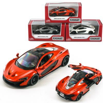 Машинка металлическая, McLaren P