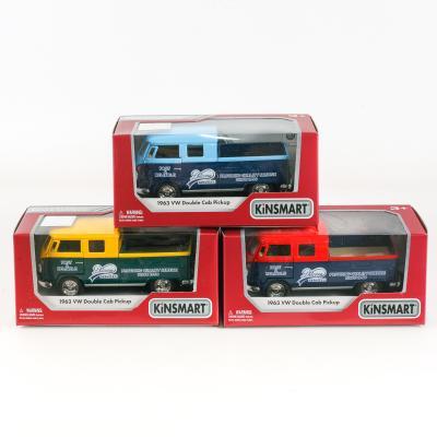 Машинка KT5396W (24шт) металл, инер-я, 1:34, 12,5с, KT 5396W