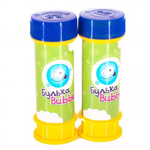 Мыльные пузыри БулькаBubble 60 мл, 20013