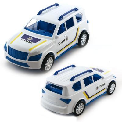 Джип Grand Max Police