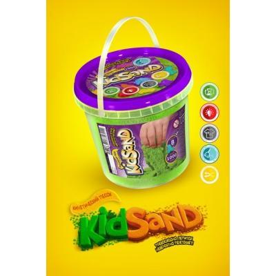 """Кинетический песок """"Kid Sand"""", 600г (24шт), Д КП-03-07"""