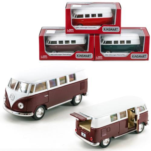 Автобус металлический, KT 5060 W