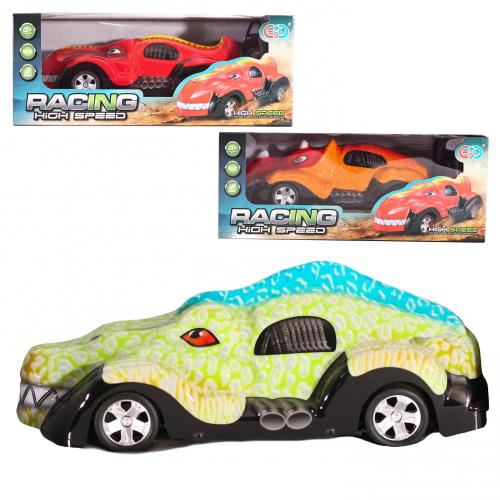 Машина 3 вида, р/у, на батарейке, в коробке