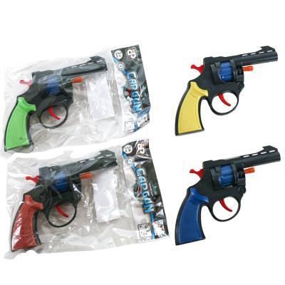 Пистолет на пистонах, в кульке
