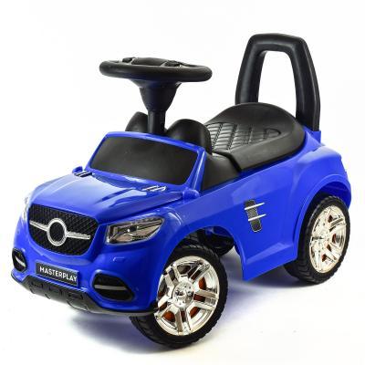 Детская машинка-каталка ( Синяя )