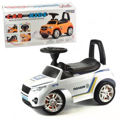 Машина-каталка RR (Полиция)