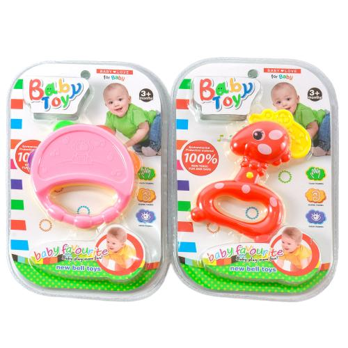 Прорезыватель BabyToy, 536-009
