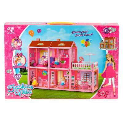 Вилла с куклой (5 комнат)