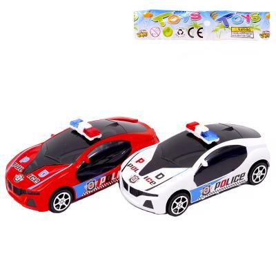 Полицейская машина, инерционная