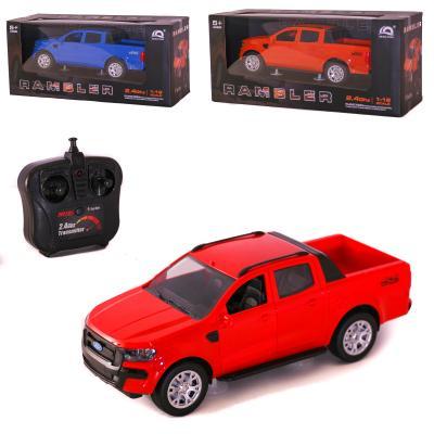 Машина HQ200148 (12шт) р/у2,4G,аккум,35см,1:12,све