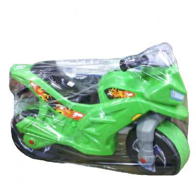 Мотоцикл 2-х кол. с накладкой