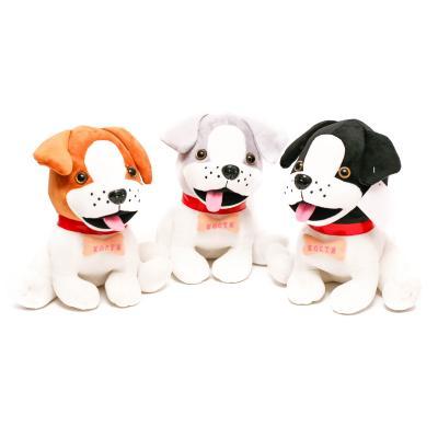 Мягкая игрушка MP 1368 (30шт) собачка, размер сред