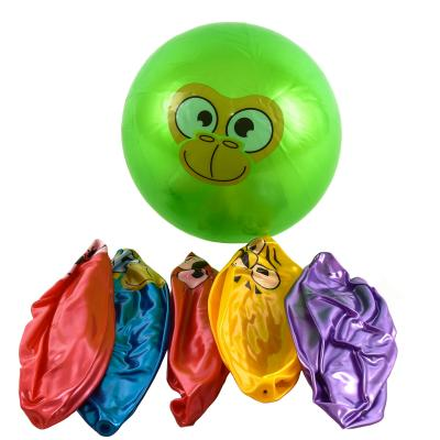 Мяч резиновый 5 видов