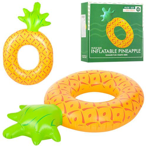 Круг ананас, 180-120см, от 3-х лет, в кор-ке, 22-2, D25551