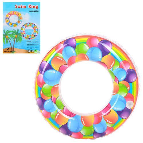 Круг шарики, 60см, от 3-х лет, в кульке, 14-17-0,5, D25576