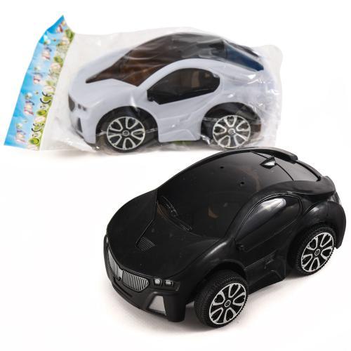 Спортивная машина, большие колеса, в пакете, 8022-1-320