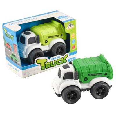 "Машина мусоровоз ""Truck"", в коробке"