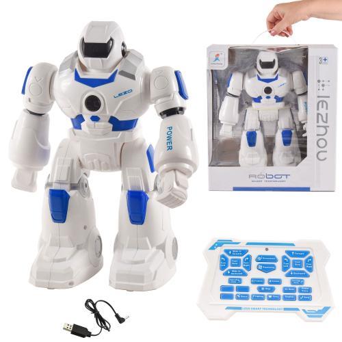 Радиоуправляемый робот, на батарейках, 99888-5