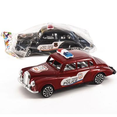 Машина ретро - полиция, в пакете