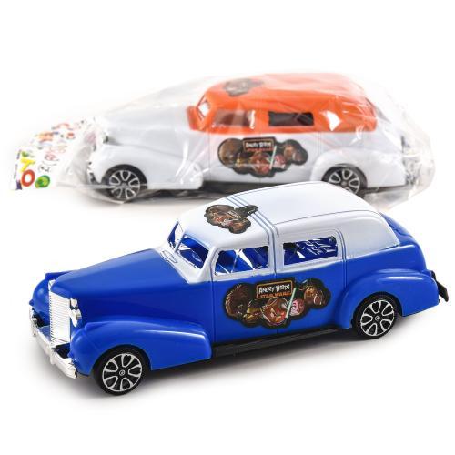 Машина ретро, в пакете, 2 вида, 595-22