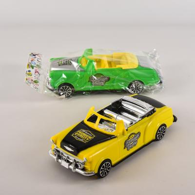 Машина ретро кабриолет, в пакете, 595-26