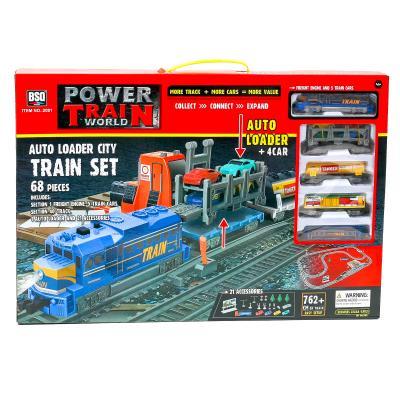 Железная дорога Power Train