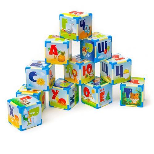 Азбука на кубиках, ОР 511 в-3