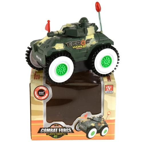 Перевертыш 6106 (144шт) танк, на бат-ке, в кор-ке, 6106