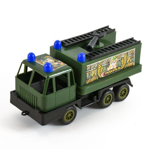 Міні Карго пожежна військ, MAX 5339