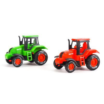 Трактор, инерционный