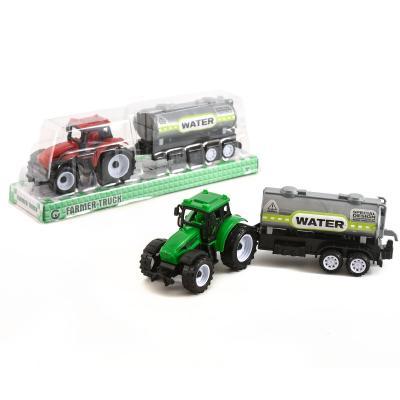 Трактор 2 вида, инерционный