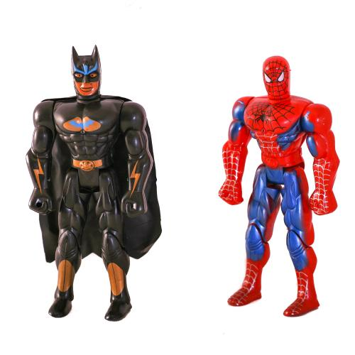 Супергерой 288АВC (168шт) 30см, свет, 3вида(AV, ВМ, 288АВC