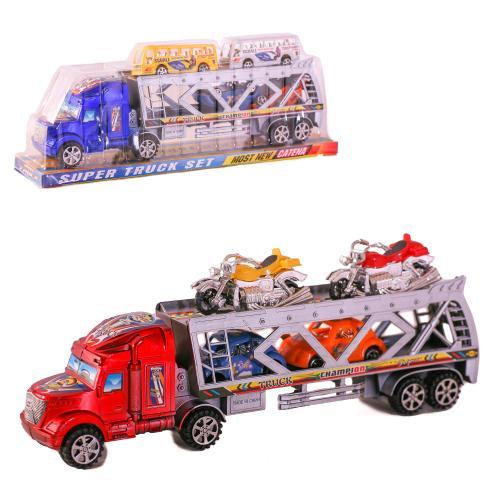 Трейлер 2281-1-3 (72шт) инер-й, 37,5см, транспорт, 2281-1-3