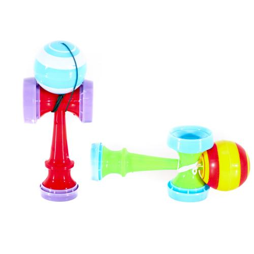 Ловушка 1шт, йо-йо, пластик, шарик 1шт на веревке, M 2668