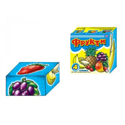 Куб фрукты