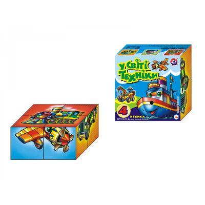 Кубики в мире техники