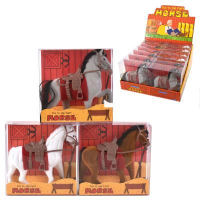 Набор лошадок в дисплее