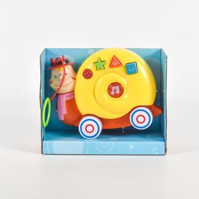 Каталка музыкальная в коробке, 214B