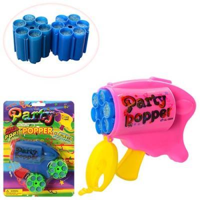 """Пистолет с мыльными пузырями """"Happy party"""""""