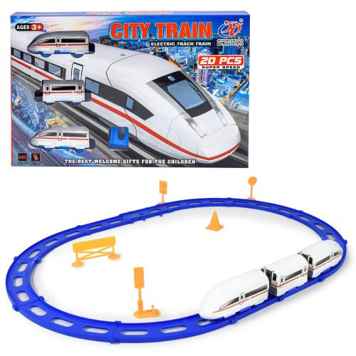 Железная дорога на батарейках, JHX2014-11