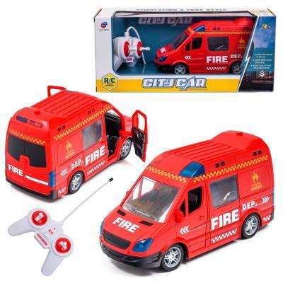 Микроавтобус для пожарных на радио управление